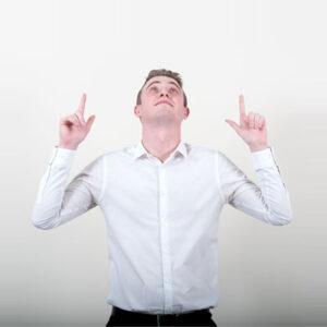 Stuart-Pointing-Up