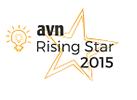 AVN Rising Star Logo