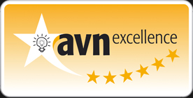AVN 6 Star Excellence Award